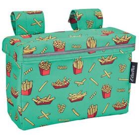 Electra Hook-and-Loop Handlebar Bag fries